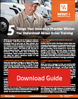 download 5 things insurance and training flyer