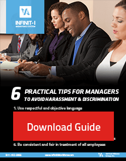download flyer 6 tips managers avoid harassment discrimination