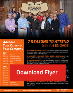 flyer engage for trucking