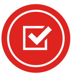 icon required training checkmark
