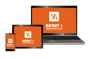 infiniti workforce trio device trucking client engage