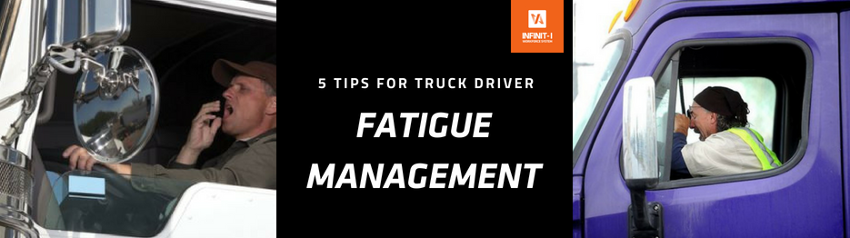 Truck Driver Fatigue Management