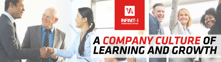 Company Culture Improved With Online Training in the Infinit-I Workforce System | Vertical Alliance Group