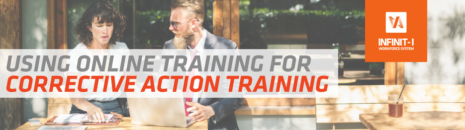 Corrective Action Training Online Vertical Allinace Image
