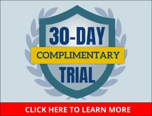 30 day Complimentary webgraphicRED
