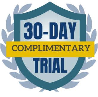 30 day Complimentary Trial TCA home page