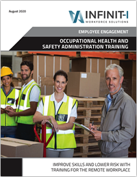 Occupational Health and Safety Administration Training