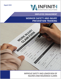 Worker Safety and Injury Prevention Training