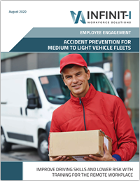 Accident Prevention for Medium to Light Vehicle Fleets