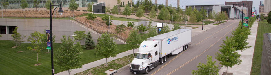USA Truck's Award-Winning Solution to Top Trucker Woes