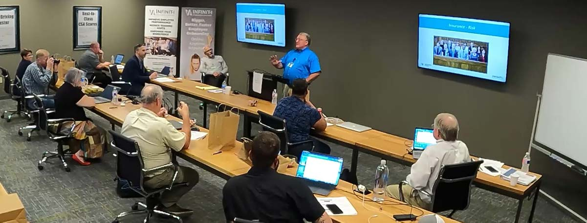 Safety Management Boot Camp In-Person Seminar